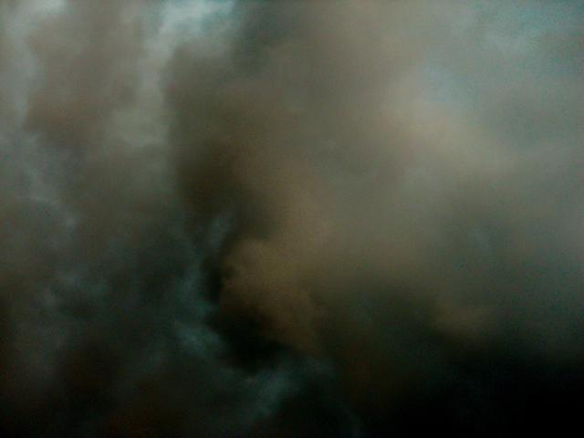 Clouds viewed in Yulee  4:48 PM April 29  ⓒ Bearspawprint 2014