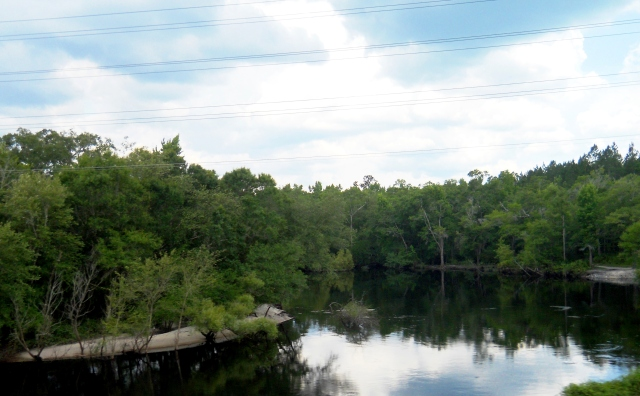 St. Mary's River ⓒBearspawprint 2014