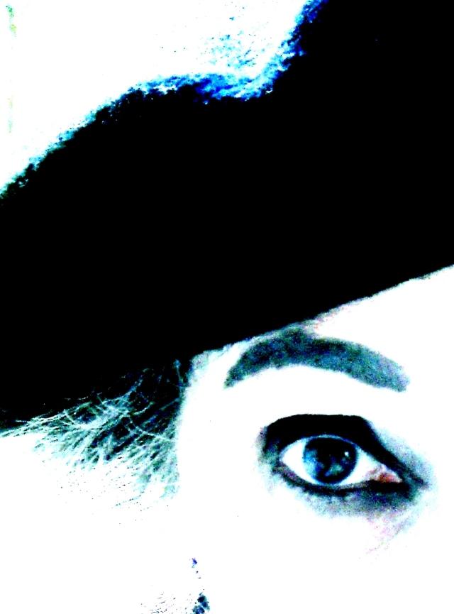Right Eye ⓒBearspawprint2014