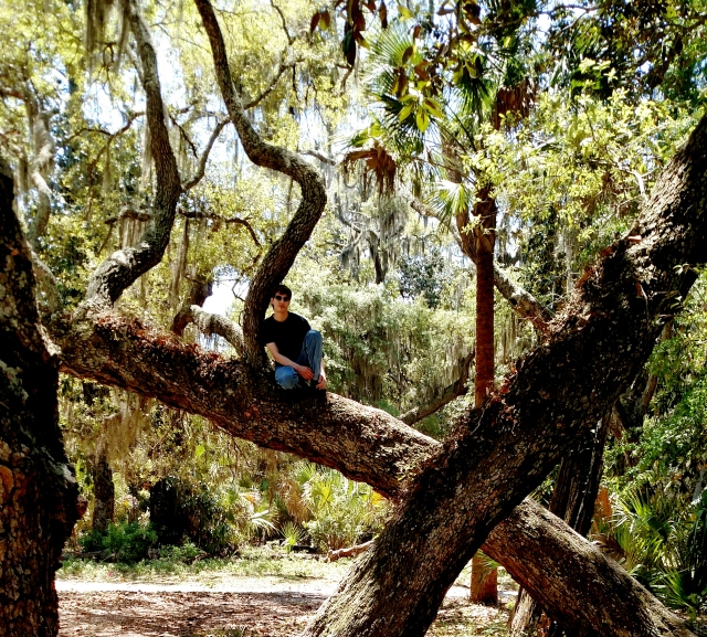 Roy, Mother's Day, Cumberland Island ⓒBearspawprint2016